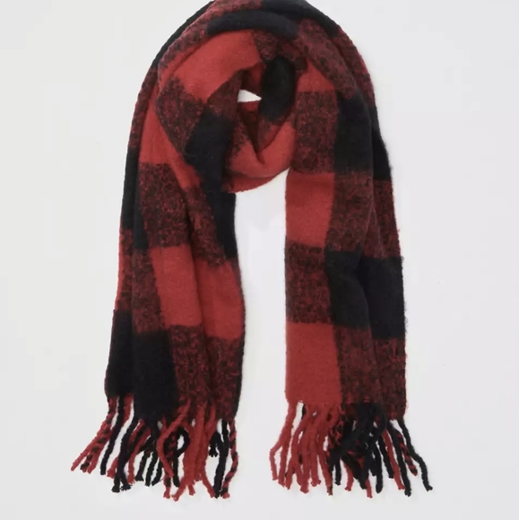 AE blanket scarf